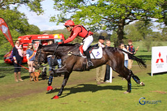 Paul Tapner - Indian Mill (Gary J Morris) Tags: horses horse mill paul cross indian country badminton equestrian trials mitsubishi equine xcountry 2015 garymorris tapner