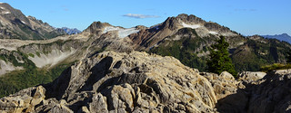Scenic Overlook at Artist Point - Mt. Baker