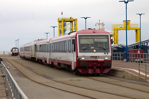NEG VT-506 in Dagebüll - Mole