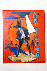Antigang MC1984 (mc1984) Tags: art flickr drawing montpellier canvas mc1984