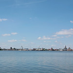 Panorama of Stralsund