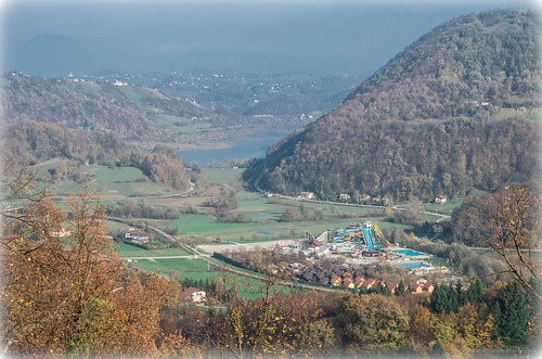 A view from Castle Podčetrtek