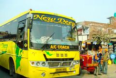 New Deep Bus Service (Malwa Bus) Tags: 2010 bus india malwabusarchive punjab transport travel newdeepbusservice gidderbaha coach accoach bathinda pathankot busservice transit transportation