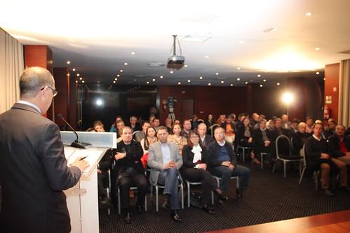Sessão com Autarcas em Viseu