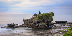 Tanah Lot Temple in Bali, Indonesia (phuong.sg@gmail.com) Tags: architecture asia bali balinese beautiful buddhism building clouds culture exotic green hindu historical history holidays holly indian indonesia island jakarta java jungle lake landmark landscape lombok nature ocean old oriental peaceful picture religion religious scenic sky sunset tanahlot temple tourist touristic traditional traditions travel tropical tropics vacation water