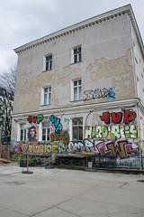 Berlin RAW Gelände
