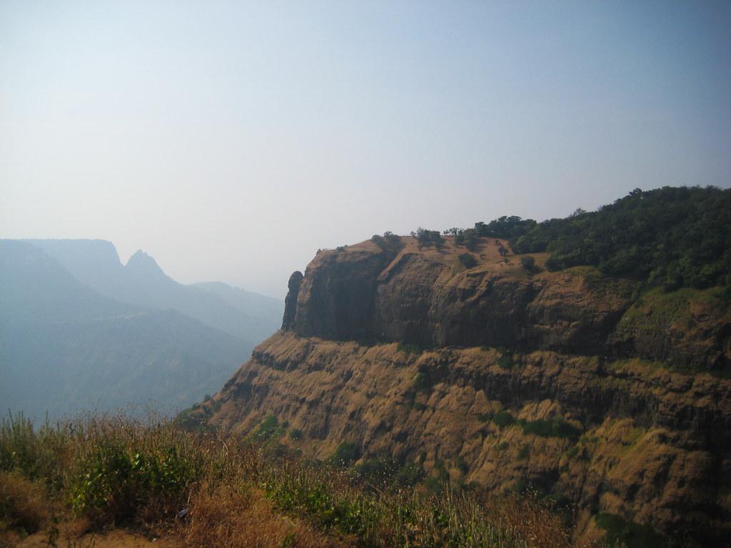 Matheran's grand canyon
