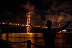 Welcome to the Bay (kaiyul) Tags: sf bridge portrait self golden gate san francisco