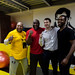Big Mike, Bob Sapp, Ruslan Suleymanov, Jon Jones