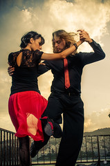 The Tango Project #1 (Lightpulse.gr | Stratos Agianoglou | Photographer) Tags: urban argentina photography dance cool nikon couple dancers dancing emotion flash performance tokina tango nikkor tamron kavala milonga d7000 lightpulse lightpulsegr