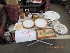 Ann shopping guide at The Antique Market of Porte de Vanves_023