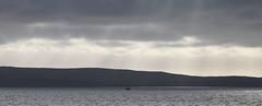 Dark Sky by Linda Nicholson (P&L Nicholson Photography) Tags: yell shetland