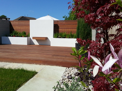 Landscaping Wilmslow Modern Garden Image 19