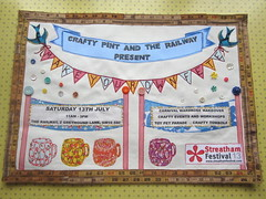 IMG_5984 (Flaming Nora Crafts) Tags: crafty pint machineembroidery aplique