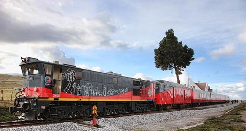 Tren Crucero, Ecuador, from the Luxury Train Club