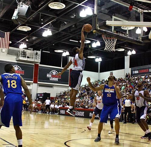 Glen Rice Jr. Dunk - NBA Summer League