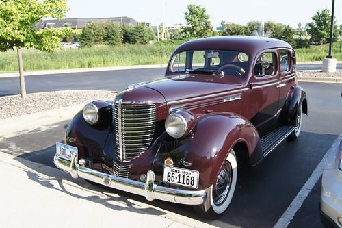 38 Chrysler New Yorker Special