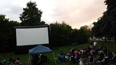 Madagascar 3 Movie Night (Unionville BIA) Tags: street kids movie fun community outdoor main millennium movies bandstand madagascar activities unionville