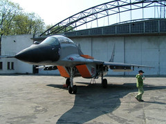 """MiG-29 (3) • <a style=""""font-size:0.8em;"""" href=""""http://www.flickr.com/photos/81723459@N04/9373536623/"""" target=""""_blank"""">View on Flickr</a>"""