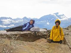 relaxing (jcoutside) Tags: montana backpacking glaciernationalpark