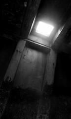 normandy 9 (ondey) Tags: world ocean 2 bw white black france beach cemetery death coast memorial war d den h overlord beaches second soldiers omaha normandie normandy dday invasion francie pontoons pontoon ponton smrt památník čb hřbitov pláž kříže hodina černobílá válka černobílé invaze hhour pobřeží vojáci světová pontony