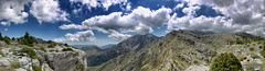 Clouds, mountains and nature. (Javi_Pedraza) Tags: panorama espaa mountain clouds andaluca spain panoramic unesco peaks yunquera panormica naturalpark parquenatural sierradelanieves espaa andaluca biosferareserve