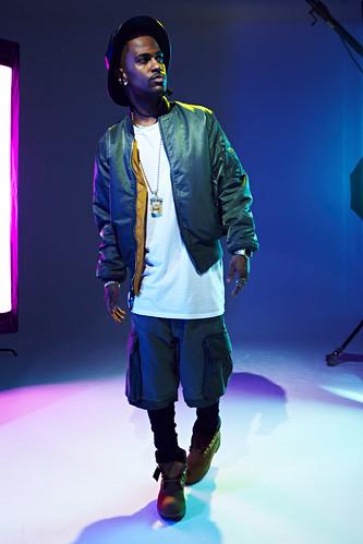 Big Sean - Stronger (VIBE Digital Cover)