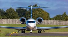 M-GSIX Private Gulfstream VI G-650 (Niall McCormick) Tags: dublin private airport vi gulfstream eidw g650 mgsix
