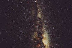 Galaxy (Amanda Mabel) Tags: nature stars landscape sydney surreal australia galaxy nebula ethereal newsouthwales nightsky lighttrails oberon startrails seaofstars thegreatoutback galaxysky amandamabel amandamabelphotography