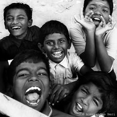 Tiruvannamalai - Tamil Nadu (ale neri) Tags: street travel portrait blackandwhite bw india streetphotography tamilnadu reportage aleneri