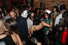 Wake the Dead - Halloween (humb_lumi) Tags: party brazil halloween rock dead death costume punk wake post gothic goth sp fantasia augusta rua festa 90 gótico purgatorium