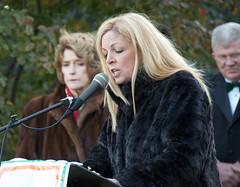Theresa Flanagan Murtagh sings