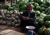 4959 Selling melons--Kuqa , Uyghur Autonomous Region , China (ngchongkin) Tags: china uyghur melon atwork friendsforever kuqa clapclap peaceaward avpa flickrhearts betterthangood theperfectphotographer highqualityimages gününeniyisithebestofday visionaryartsgallery flickrsgottalent perfectioninpictures ringexcellence 2heartsaward flickrstruereflection1 magicmomentsinyourlife masterclassaward lacasadinadiavale frameitlevel1 travelanddailylife