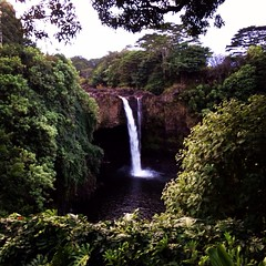 keep it centered -and have a great weekend #Hilo #Hawaii (Hawaii TechWorks) Tags: hawaii hi bigisland hilo rainbowfalls socialenterprise htw rainbowfallspark instagram uploaded:by=flickrmobile flickriosapp:filter=nofilter hawaiitechworks appleiphone5s hceoc