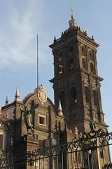 Catedral de Puebla (twiga_swala) Tags: world heritage mxico architecture mexicana arquitectura cathedral colonial catedral unesco cathdrale mexican concepcin mexique baroque puebla basilique baslica barroco nuestra barroca seora humanidad patrimonio ngeles inmaculada virreinato herreriano herreriana