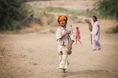 Stress Of Making A Living (Piyush_Goswami) Tags: poverty life childhood photography documentary rajasthan photostory ruralindia pushkarmela pushkarcattlefair piyushgoswami