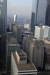 West View from Philadelphia's City Hall Tower