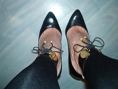 IM006416 (grandmacaon) Tags: highheels lowcut hautstalons lowcutshoes