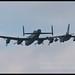 Dambusters Memorial Flypast