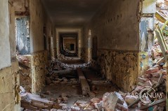 Abandoned Soviet Garrison H. (2) (janbommes) Tags: old abandoned decay military urbanexploration soviet rotten russian barracks derelict urbex mecklenburgvorpommern 2014 forbiddenplaces lostplaces derelictbuilding gssd