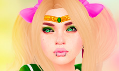 (Dark Charming) Tags: girl photoshop 3d sl edit