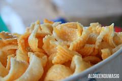 Fish crackers (Aldreen Dumasig) Tags: food fingerfood chicharon fishcracker somethingoily