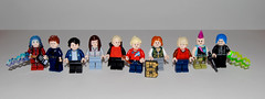 Season 9 (Mr.Savath_Bunny) Tags: horse angel dark comics toys lego vampire willow superhero spike buffy sunnydale witches slayer xander joss whedon minifigure bigbad