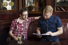 The Goo _ Behind the Scenes (SteMurray) Tags: ireland dublin film dave jones tv comedy web screen stephen acting online series approved drama goo sitcom fleming webisode