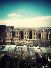 Forest Hills Skyview (NYCUrbanScape) Tags: nyc newyorkcity newyork queens foresthills urbannyc