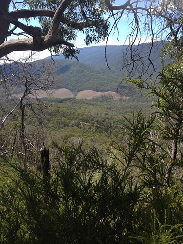 Cathedral Ranges views