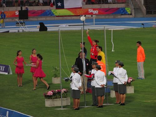 Atletismo Estadio Nacional - Santiago 2014 Juegos Suramericanos