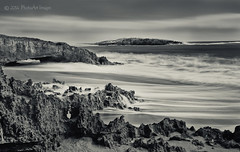 Vision is the true creative rhythm (PhotoArt Images) Tags: beach rocks australia le southaustralia beachport leefilters bw10stopfilter lee06gnd photoartimages