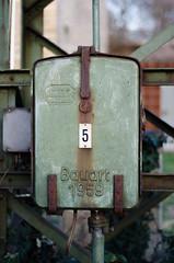 (-BigM-) Tags: photography rust fotografie rusty eisenbahn railway rost fils kreis bigm gppingen eislingen stauferkreis