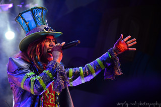 mad t party: mad hatter.